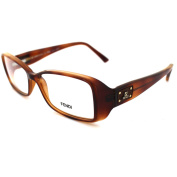 Fendi Frames Glasses 857 218 Light Havana Tortoiseshell