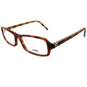 Fendi Frames Glasses 866 214 Light Havana Tortoiseshell