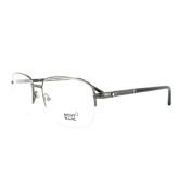 Mont Blanc Glasses Frames Mb0528 008 Shiny Anthracite