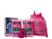 Sleep-in Rollers Glow In The Dark Hello Great Hair! Hair Care Set