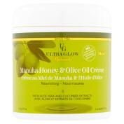 Ultra Glow Naturals Manuka Honey & Olive Oil Cream 180ml Tub