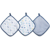 ideal baby by the makers of aden + anais Washcloth Set, Set Sail