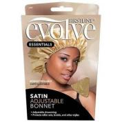 Evolve Satin Adjustable Drawstring Bonnet