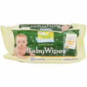 Field Day Baby Gentle Touch Unscented Baby Wipes, 72 sheets