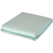DMI Waterproof Furniture and Bed Protector Pad, 3-Ply Quilted, Green