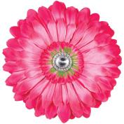 LockerLookz (TM) Locker Flower Magnet 15cm -Pink Daisy