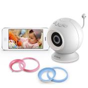 D-Link 720p HD WiFi Day Night Baby Monitor Cloud Camera 2 Way Audio - DCS-825L
