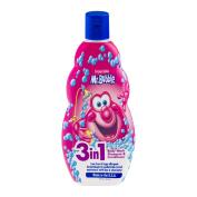 Mr. Bubble Original 3 in 1 Body Wash Shampoo & Conditioner, 470ml