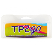 Cotton Buds TP2go Unscented Toilet Tissue Sheets, 75 count