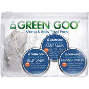 Green Goo Mama & Baby Travel Pack, 4 pc
