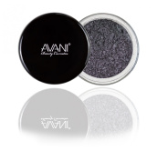 Avani Dead Sea Cosmetics Eye Shadow Shimmering Powder, SP57 Charcoal, 5ml
