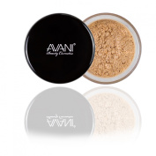 Avani Dead Sea Cosmetics Eye Shadow Shimmering Powder, SP3 Beige, 5ml