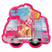 Expressions Girl Ice Cream Truck 5-Piece Lip Set - Lip Gloss & Lip Balm