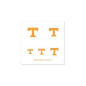 Tennessee Volunteers Fingernail Tattoos - 4 Pack