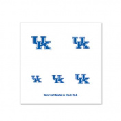 Kentucky Wildcats Fingernail Tattoos - 4 Pack