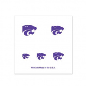 Kansas State Wildcats Fingernail Tattoos - 4 Pack