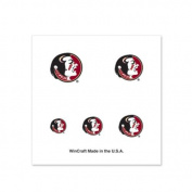 Florida State Seminoles Fingernail Tattoos - 4 Pack