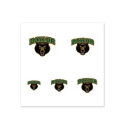 Baylor Bears Fingernail Tattoos - 4 Pack
