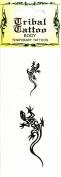 Temporary Lizard Tattoo Body Tribal Tattoo