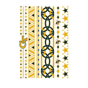 Georgia Tech Yellow Jackets Jewellery Flash Tattoos