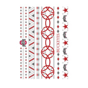 Ohio State Buckeyes Jewellery Flash Tattoos