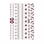 Mississippi State Bulldogs Jewellery Flash Tattoos