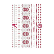 Alabama Crimson Tide Jewellery Flash Tattoos