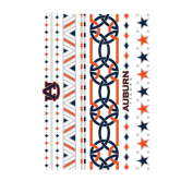 Auburn Tigers Jewellery Flash Tattoos