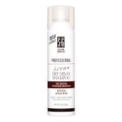 Salon Grafix Dry Spray Shampoo, Brown, 170ml