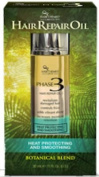 Hair Chemist Phase 3 Heat Protection Oil