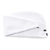 Studio Dry Turban Hair Towel, White