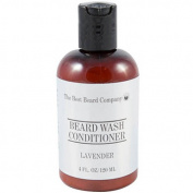 The Best Beard Company Lavender Beard Wash Conditioner, 120ml