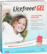 3 Pack - LiceFreee! Non-Toxic Lice Killing Hair Gel 240ml