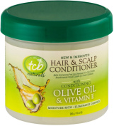 TCB Naturals Hair & Scalp Conditioner With Olive Oil & Vitamin E 300ml