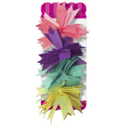 Gimme Ribbon Pom Hair Clips, 4 ct
