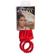 Evolve Silky Elastic Bun, 1 ct