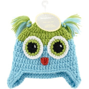 Crocheted Hats For Babies, Owl