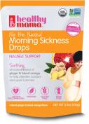 Nip the Nausea! Morning Sickness Drops Ginger Blood Orange