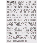 Happy Tot Organics Fibre & Protein Organic Apples & Spinach Soft-Baked Oat Bars, .2600ml, 5 count