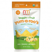 NurturMe Yum-a-Roos Organic Snacks