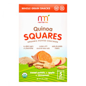 NurturMe Sweet Potato, Apple, and Cinnamon Quinoa Squares, 50ml