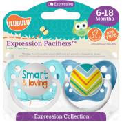 Ulubulu Smart and Loving, 6-18 Month, 2-Pack