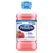 Pedialyte Strawberry Electrolyte Solution, 1 Litre