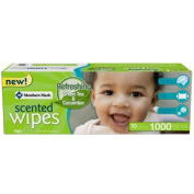 Member's Mark Scented Baby Wipes, 1000ct.