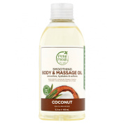 Petal Fresh Pure Coconut Smoothing Body & Massage Oil, 160ml