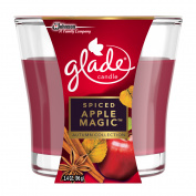 Glade Candle, Spiced Apple Magic, 100ml