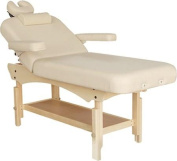 Solutions Aura Lift Back Massage Table-Colour:Agate