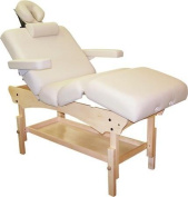 Solutions Aura Deluxe Massage Table-Colour:Teal