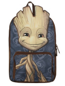 Guardians Of The Galaxy Groot Backpack Brown