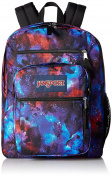 Jansport Big Student Backpack - multi garden space, one size